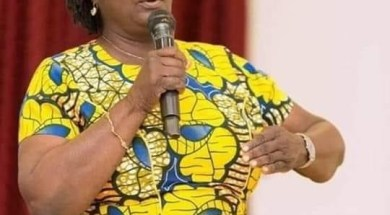 Little about Prof Naana Jane Opoku-Agyemang