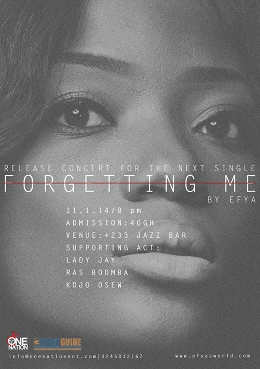 Forgetting Me