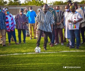 Akufo-Addo led Government since 2017 1