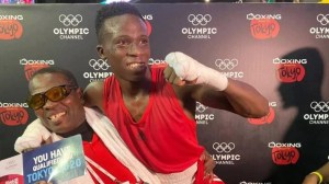 Samuel Takyi Amateur Boxer Of The Year 2