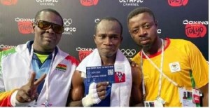 Samuel Takyi Amateur Boxer Of The Year 3
