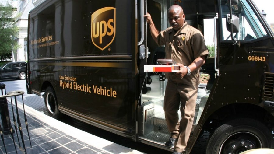 UPS Holiday Schedule 2020 1