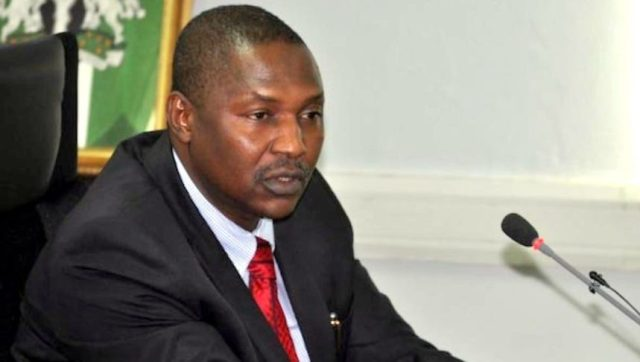 Abubakar Malami, Tsohon Ministan Shari'a Na Najeriya,
