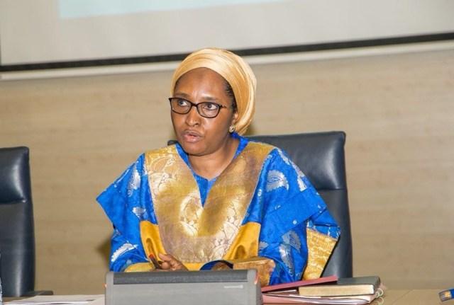 Zainab Shamsu Ahmad, Ministar kudi Ta Najeriya