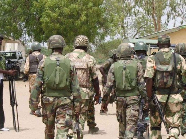 Sojojin Nijeriya Sun Kashe Kwamandojin Boko Haram 7
