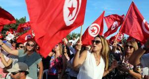 Zaben Tunisia: Masu Yakin Neman Zabe Su Rufe Zagayen Sun A Neman Kuri'u