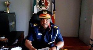 Abdullahi Nurudeen, Shugaban Hukumar Civil Defence Jihar Adamawa
