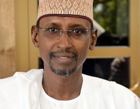 Mohammed Bello, Ministan birnin Tarayya Abuja