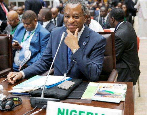 Geoffrey Onyeama, Ministan Harkokin Wajen Nijeriya