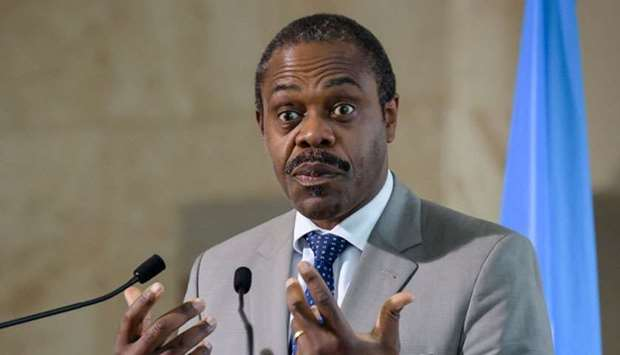 Oly Llung, Tsohon Ministan Lafiya Na kasar Jamhuriyar Demokradiyyar Kongo