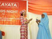 Zahra Buhari, 'Yar Shugaban Kasa