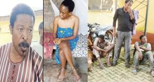 Samamen Lagos: An Kama Wani Fasto Da Ya Daure Mutane Da Sarka A Cocin Sa