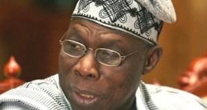 Cin Bashi: Baitulmalin Nijeriya Ya Na Barazanar Karewa - Obasanjo