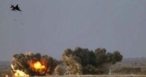 Rikicin Libiya: An Kshe Hafsoshin Soji 28 A Harin Sama