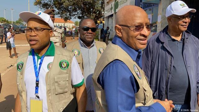 Siyasar Guinea-Bissau: ECOWAS Ta Fusata