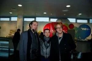 Im Visitair-Center, Flughafen Wien Schwechat