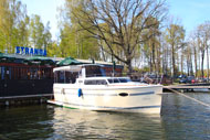 Calipso-750-Hausbootmasuren