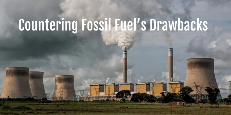 Countering Fossil-Fuel's Drawbacks