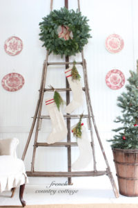 Christmas-Stocking-Ladder-Display-200x300