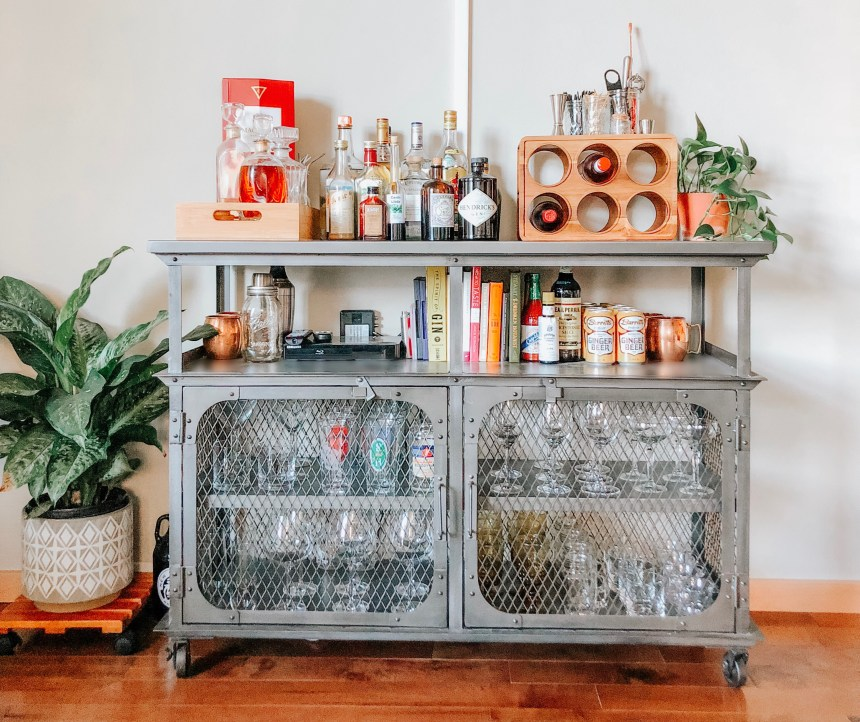 Our Home Bar