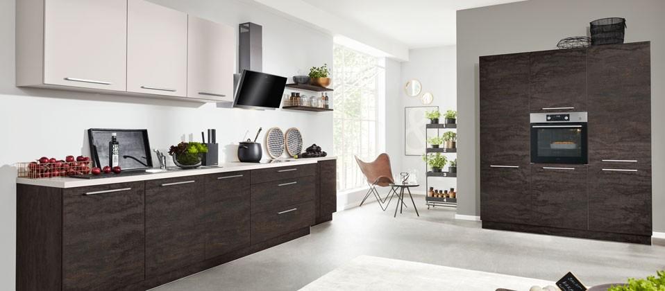 Maximaler Stauraum in der Interliving Küche   Haus der Küchen