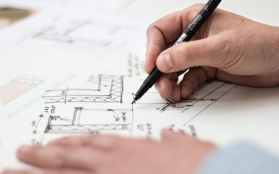 Floor Plan Redraw Service for Real Estate Marketing
