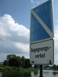 Begegnungsverbot in Dortmund