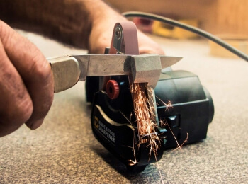 Work Sharp Knife and Tool Sharpener 09DX003