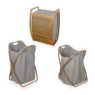 Möve Wäschekorb Serie Bamboo