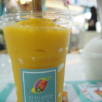 "バンコク Food Truck ""Manhattan Mango"""
