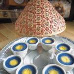 タイ バンコク 「サネー(สน่ห์)」でタイの伝統菓子のワークショップ