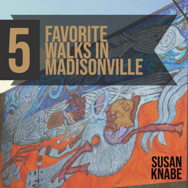 Five Favorite Places for a Walk in Madisonville