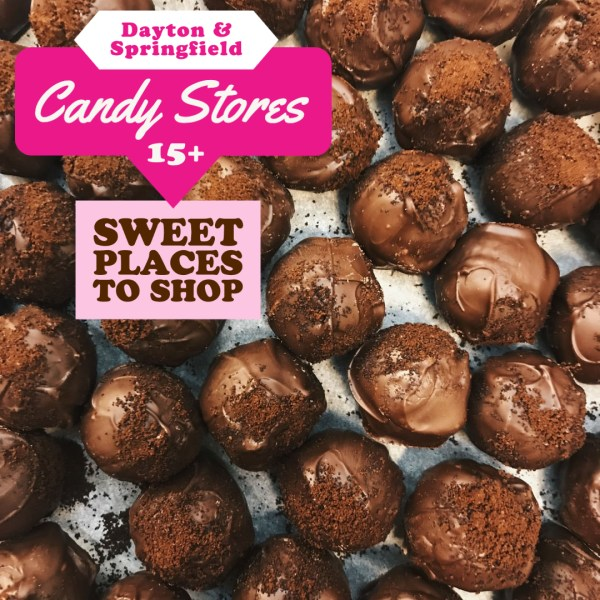 Local Candy Stores in Dayton and Springfield, Ohio