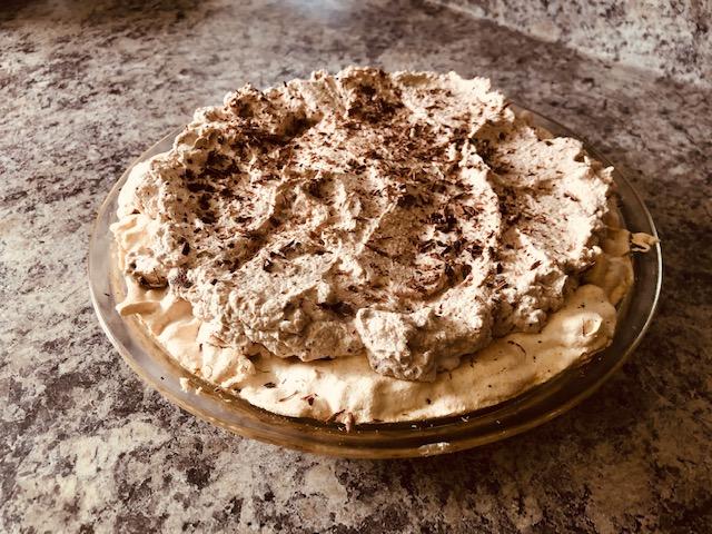 Chocolate Angel Pie Jean Raga Sibcy Cline