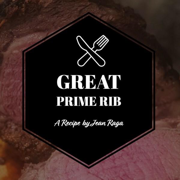 Prime Rib recipe Jean Raga Sibcy Cline Realtors