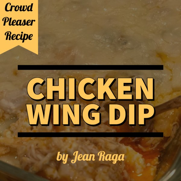 Chicken Wing Dip by Jean Raga