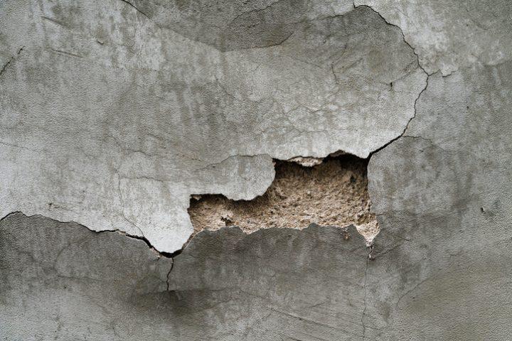 Armierungsgewebe auf alten Putz auftragen » Geht das?