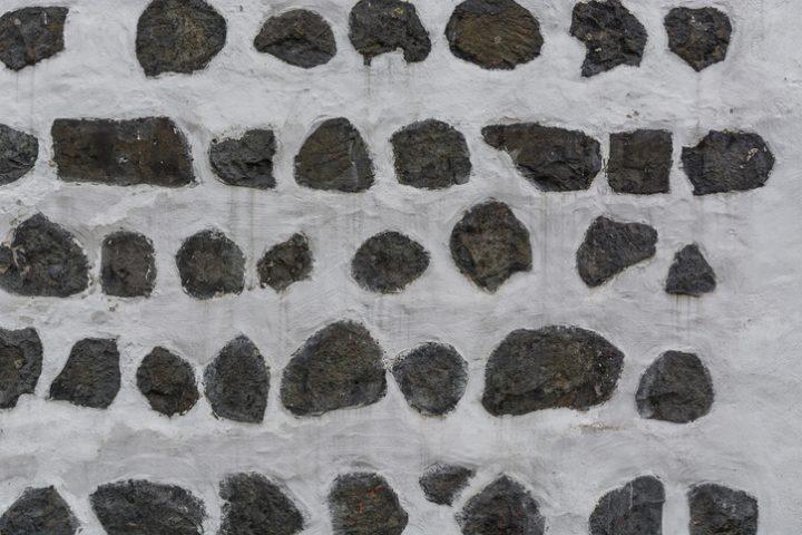 Bruchsteinmauer außen verputzen » Detaillierte Anleitung