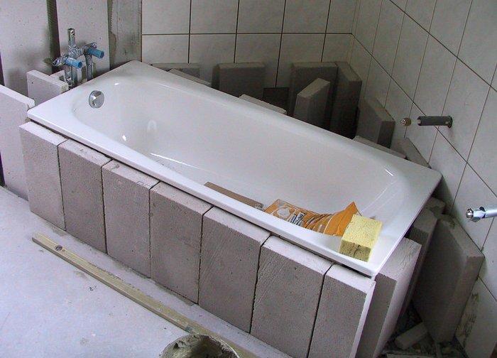 Badewanne ausbauen - Schritt für Schritt, so gelingt es!