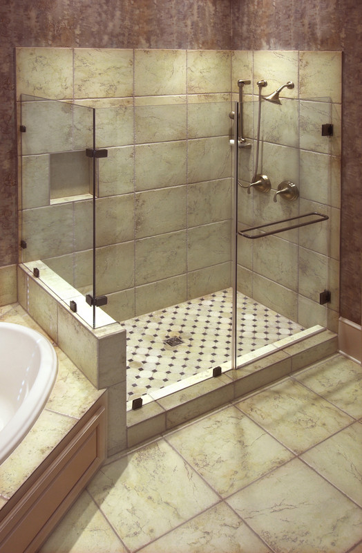 Bodenebene Dusche selber machen - So wird's gemacht