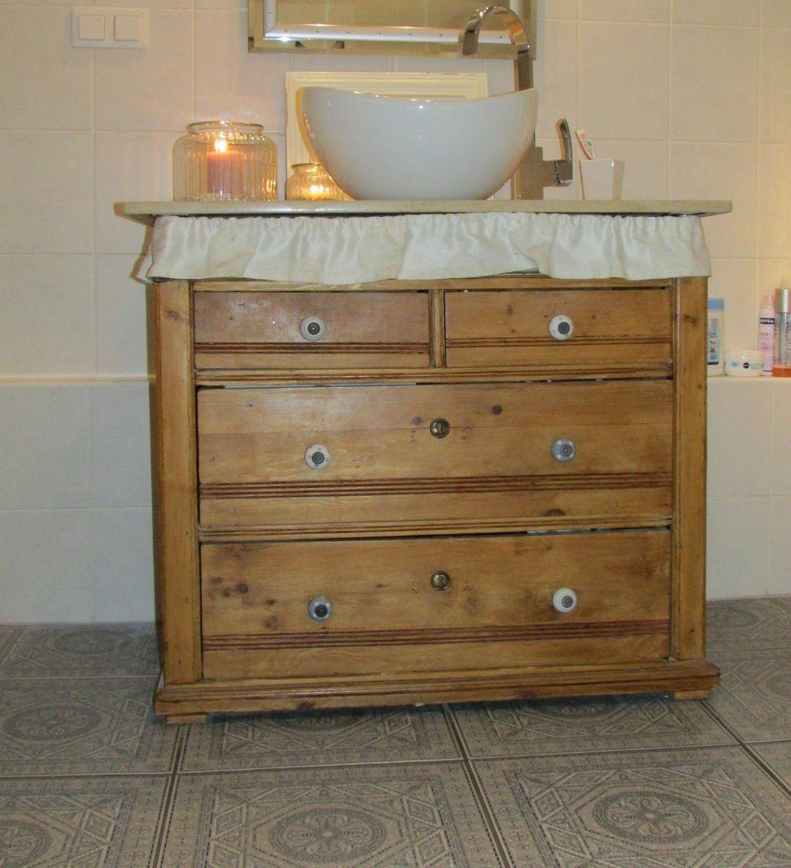 Alte Kommode Als Waschtisch Haus Design Ideen