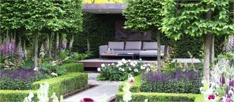 Erstaunlich Moderne Kleine Gärten Von Gartengestaltung ...