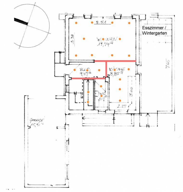 Gemütlich Abstand Spots Zeitgenössisch Innenarchitekturkollektion