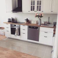 Landhausstil Küche Weiß Atemberaubend Kuchen Ikea Küchen ...