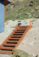 Wunderbar Gartentreppe Bauen Holz Spannende Gartentreppe ...