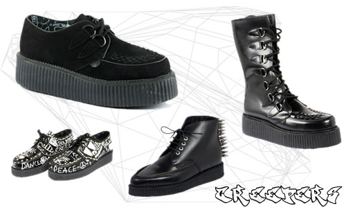 Creepers by Underground England