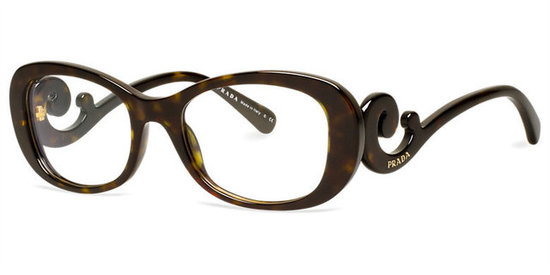 Prada Baroque eye glasses