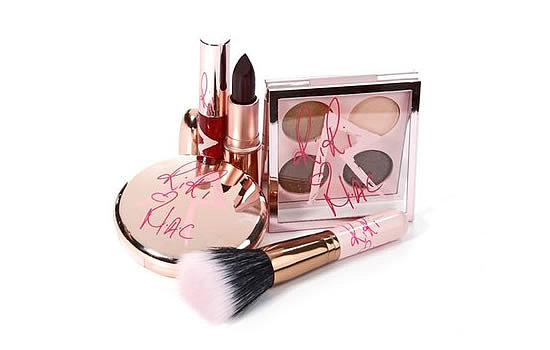 Rihanna for MAC - Riri Hearts MAC products