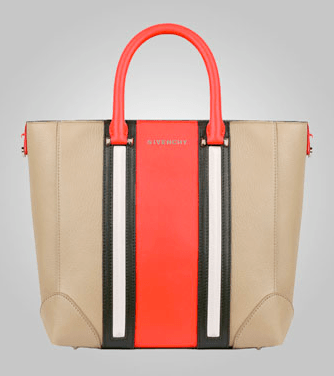 Givenchy Pre-fall 2013 Lucrezia shopping bag tote