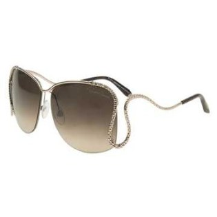 Roberto Cavalli serpent open temple sunglasses